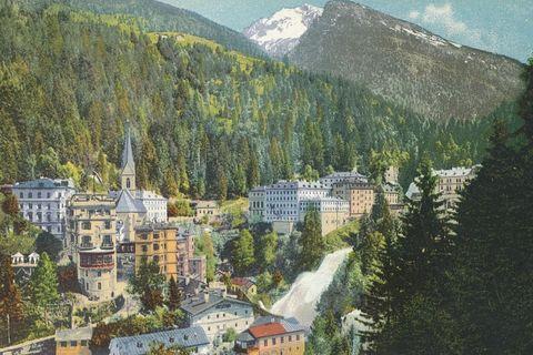 BERGFEX-Sehenswürdigkeiten - Trip destinations Bad Gastein: Sightseeing -  Bad Gastein - Reisebericht Bad Gastein