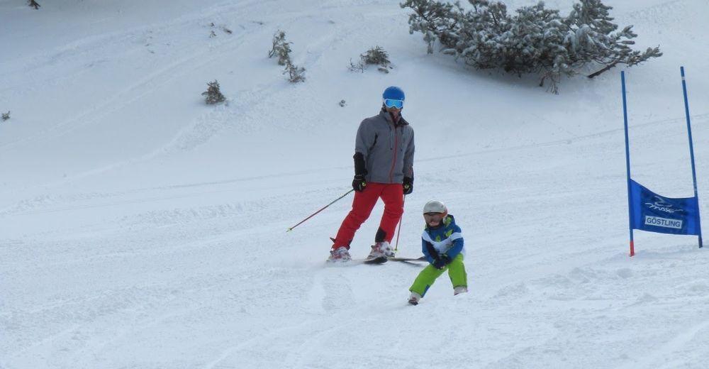 Plan de piste Station de ski Dorflift Landl