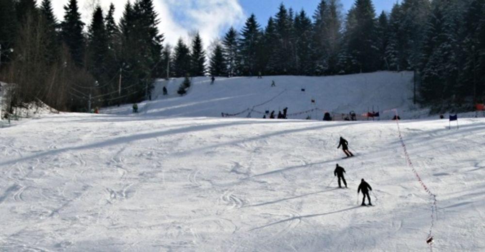Pisteplan Skigebied Polczakówka