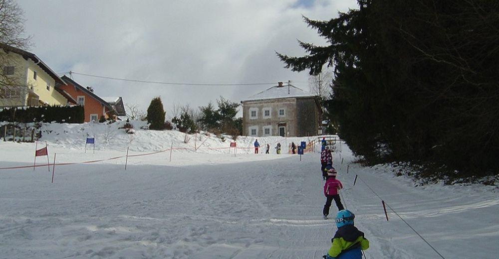 Plan de piste Station de ski Maria Schmolln