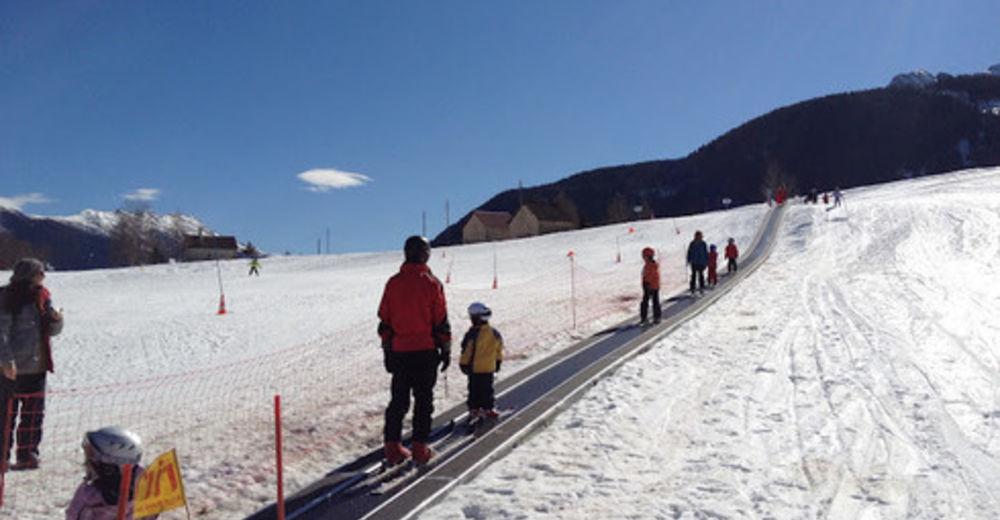 Pisteplan Skiområde Bedrina Dalpe