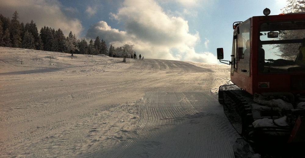 Rinnekartta Hiihtoalue Deesbach Skilift