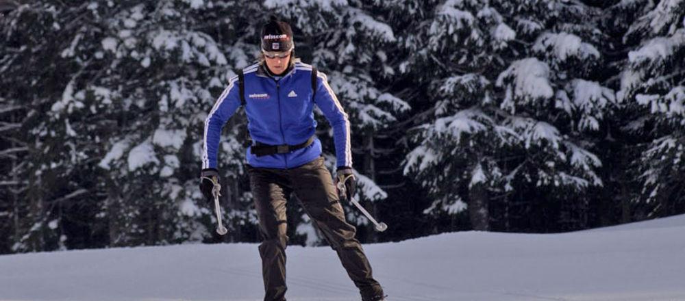 Loipenplan Les Breuleux / Franches-Montagnes