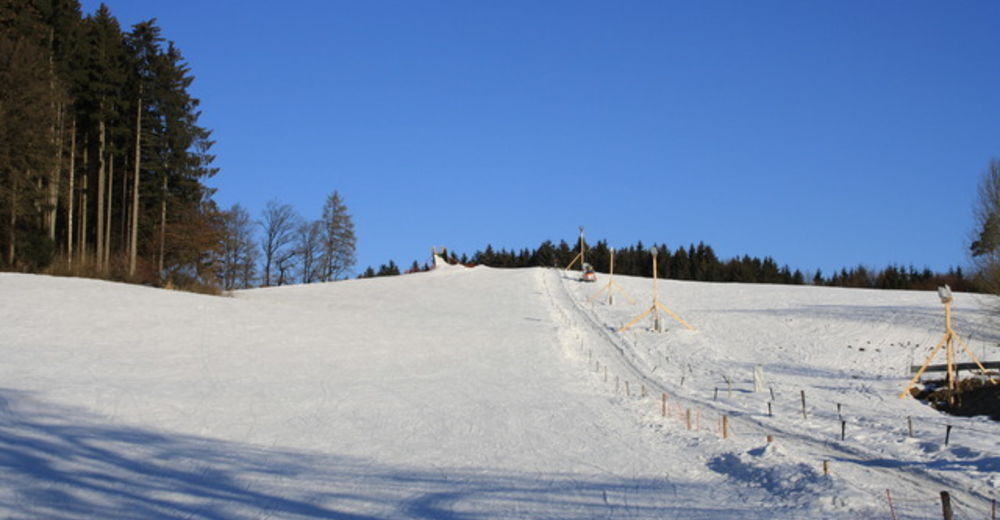 Pistenplan Skigebiet Skilifte Glonn