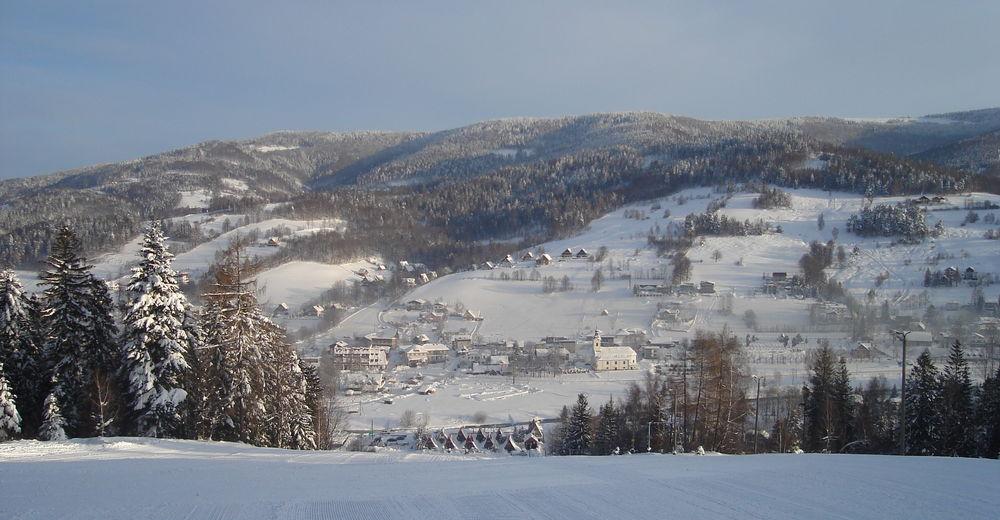 Plan skijaških staza Skijaško područje Stary Groń