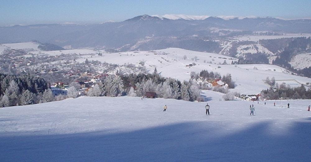 Piste map Ski resort Strelníky