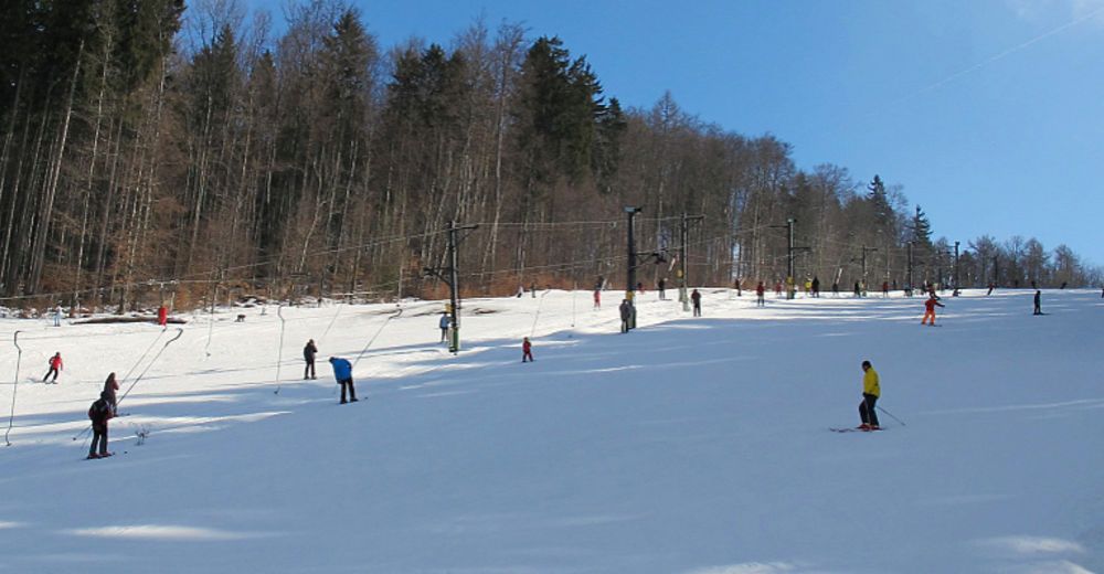 Pályaterv Síterület Ski Land Stará Myjava