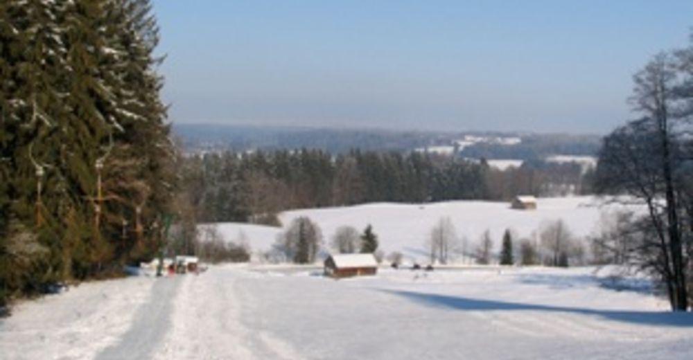 Mappa delle piste Comparto sciistico Skilift Beuerberg