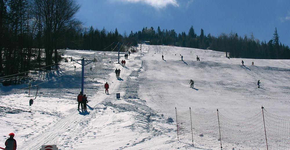 Mapa stoków Ośrodek narciarski Ski Lubomierz