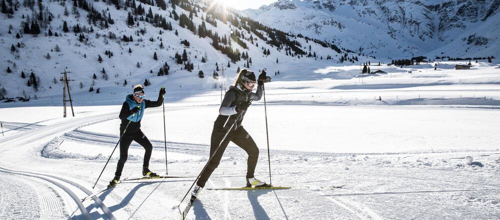 Loipenplan Bad Gastein - Ski amade