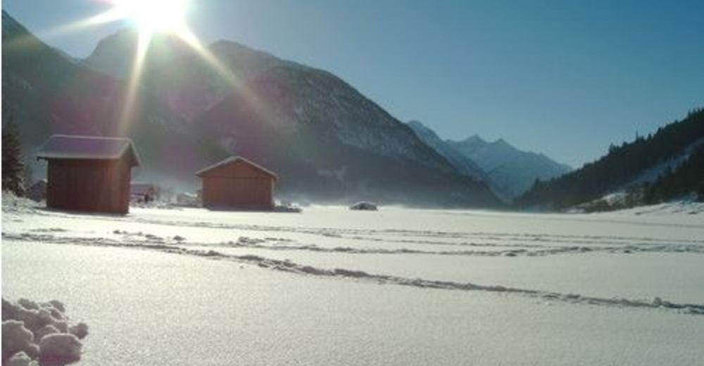 Pisteplan Skiområde Häselgehr