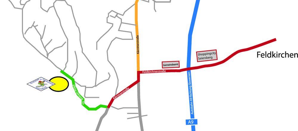 Loipenplan Gedersberg