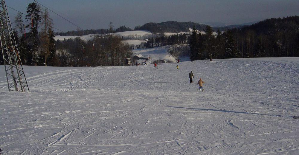 План лыжни Лыжный район Oberwangen