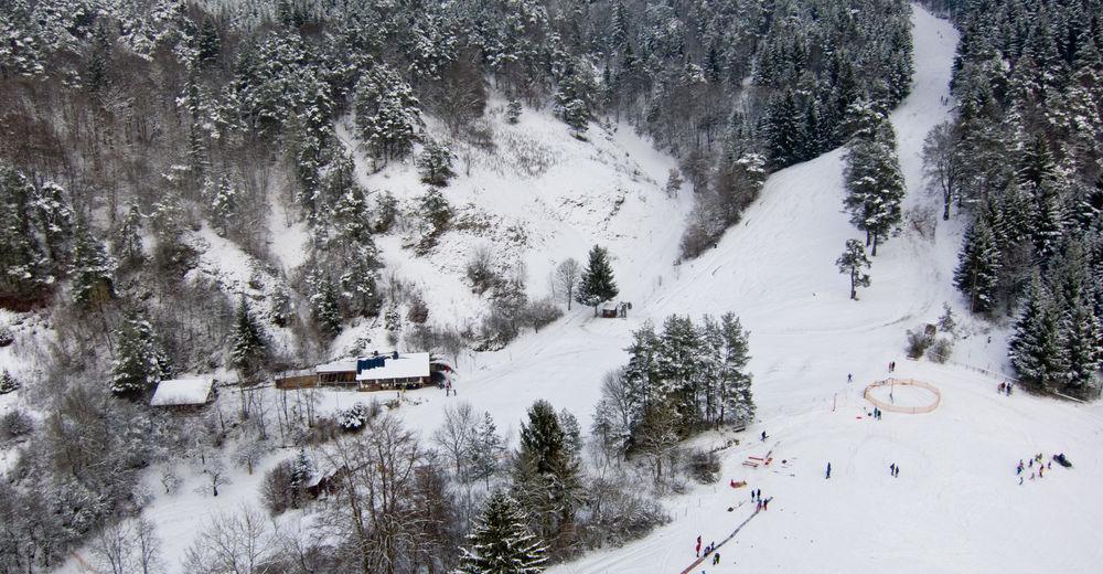 Piste map Ski resort Fridingen - Antoni