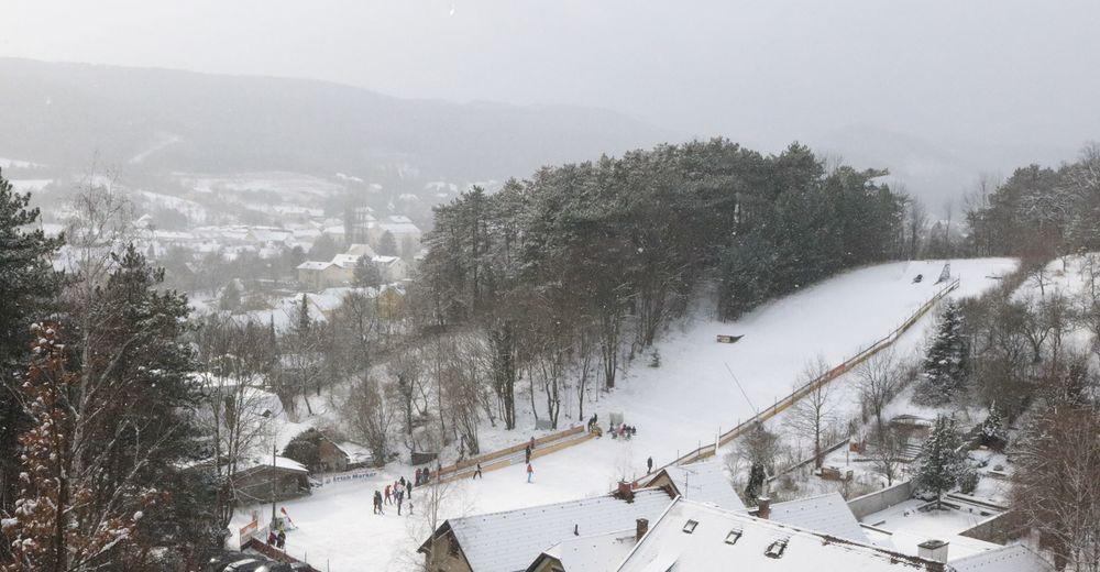 Plan skijaških staza Skijaško područje Schiwiese Markt Piesting