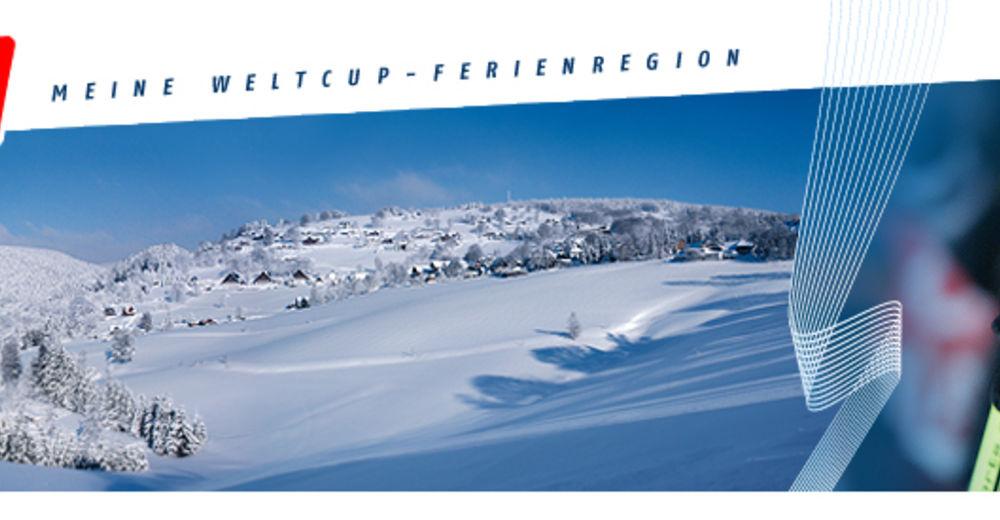 Mappa delle piste Comparto sciistico Skilifte Klingenthal