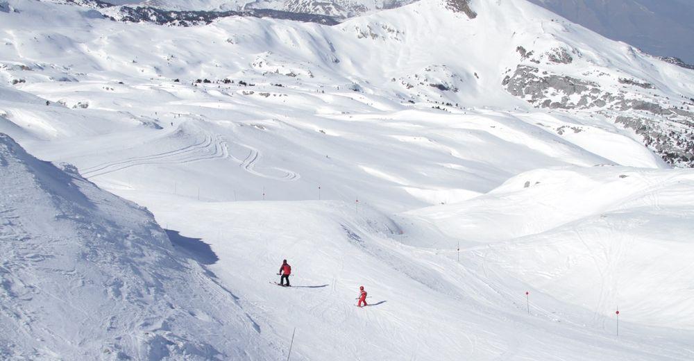 Planul pistelor Zonă de schi La Pierre Saint-Martin