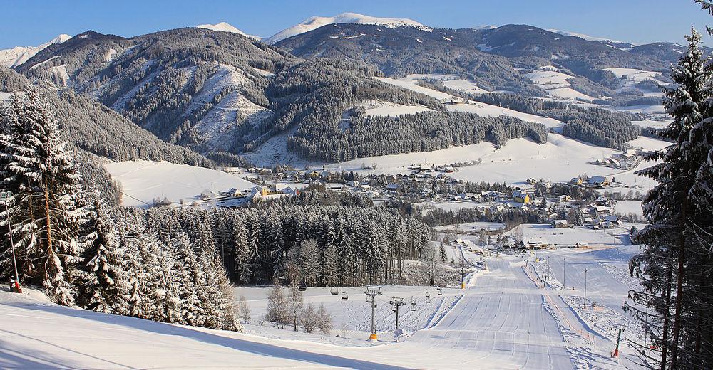 Bakkeoversikt Skiområde Gaaler Lifte