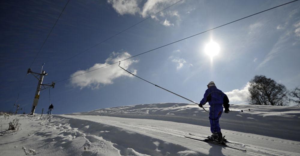 Pisteplan Skigebied Biele Vody nad Hrinovou