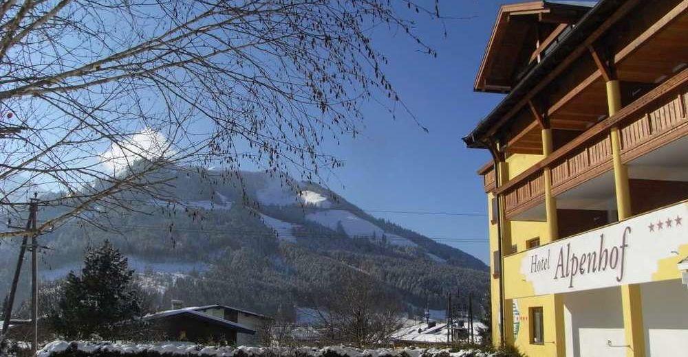 Alpenhof Brixen: Szlloda Brixen im Thale, Brixen - BERGFEX