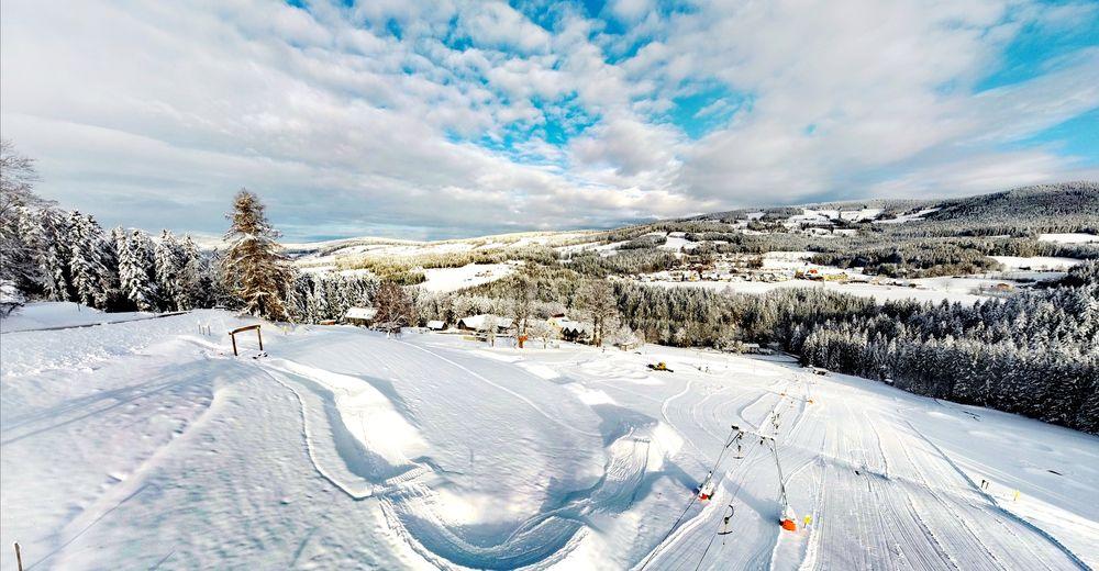Pistplan Skidområde Miesenbach - Wiesenhofer