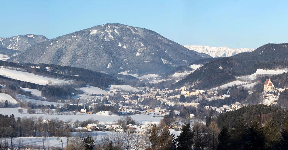 Pisteplan Skigebied Kirchberg am Wechsel - Arabichl