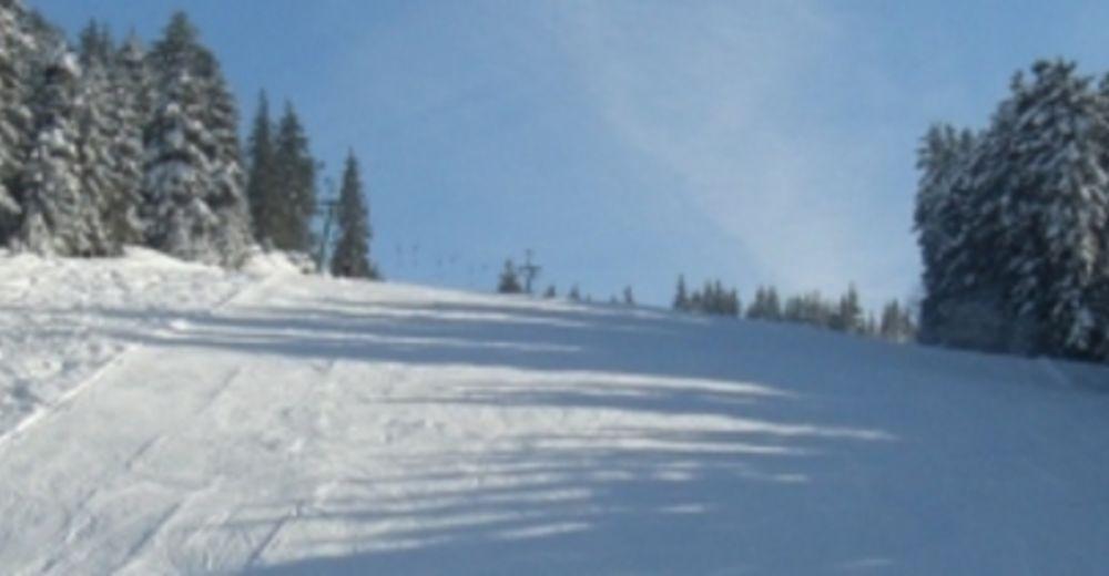 Pistenplan Skigebiet Sägenhof Urach / Vöhrenbach