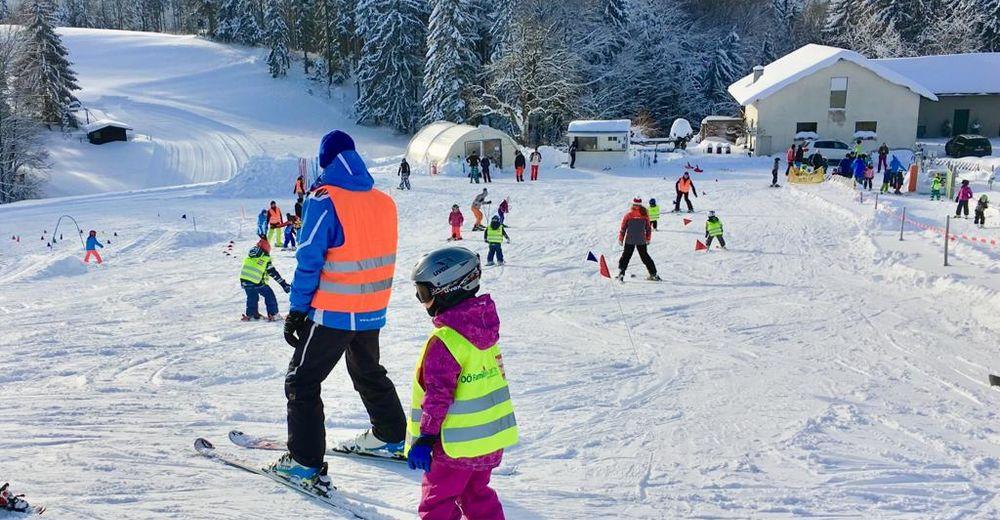 Pisteplan Skigebied Stelzen - Lohnsburg am Kobernaußerwald