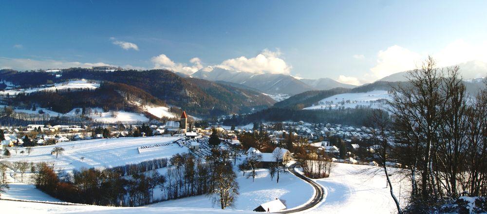 Loipenplan Kirchberg an der Pielach