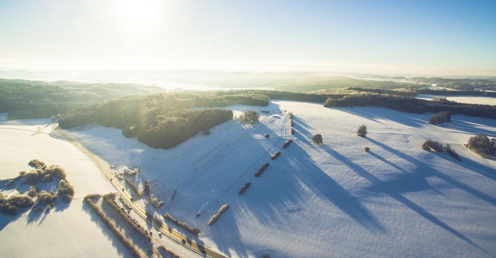 Rinnekartta Hiihtoalue Salzwinkel / Zainingen