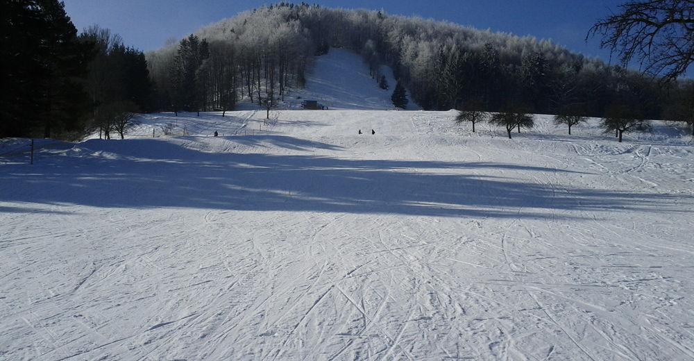Plan skijaških staza Skijaško područje Albstadt - Pfeffingen
