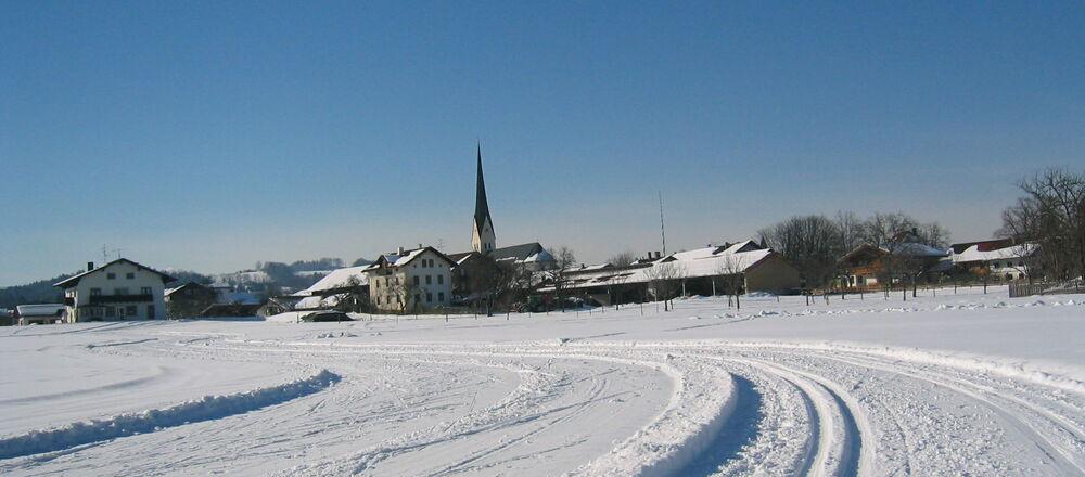 Loipenplan Bad Feilnbach