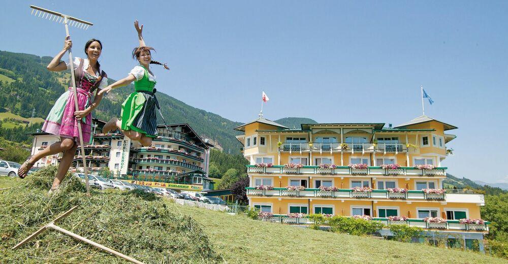 Aktiv- und Wellnesshotel Kohlerhof: hotelli Fgen - BERGFEX