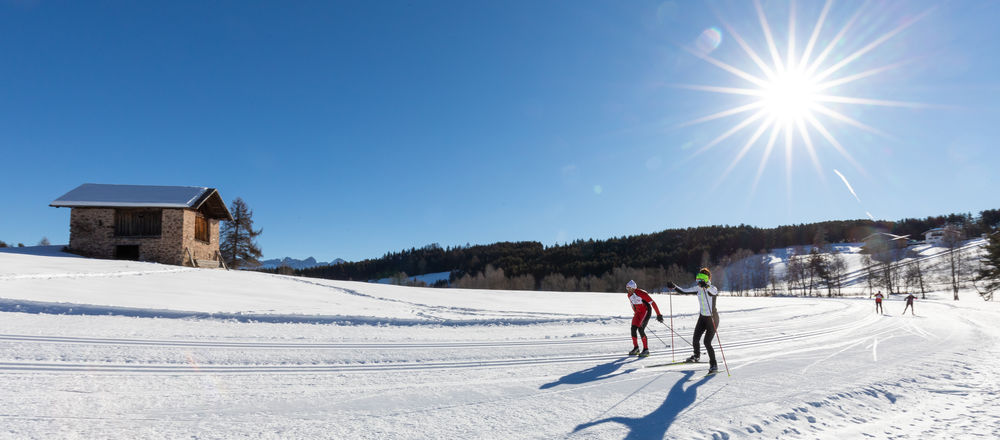 Loipenplan Ski Center Latemar