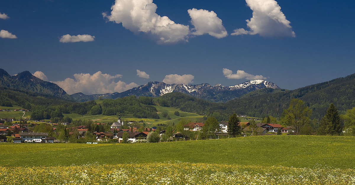 Wetter In Inzell