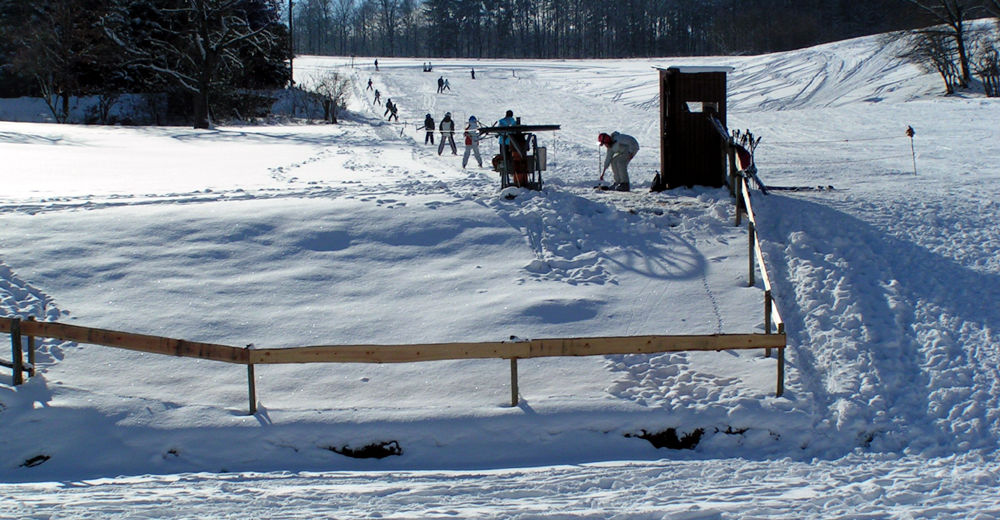 Planul pistelor Zonă de schi Jossgrund-Oberndorf