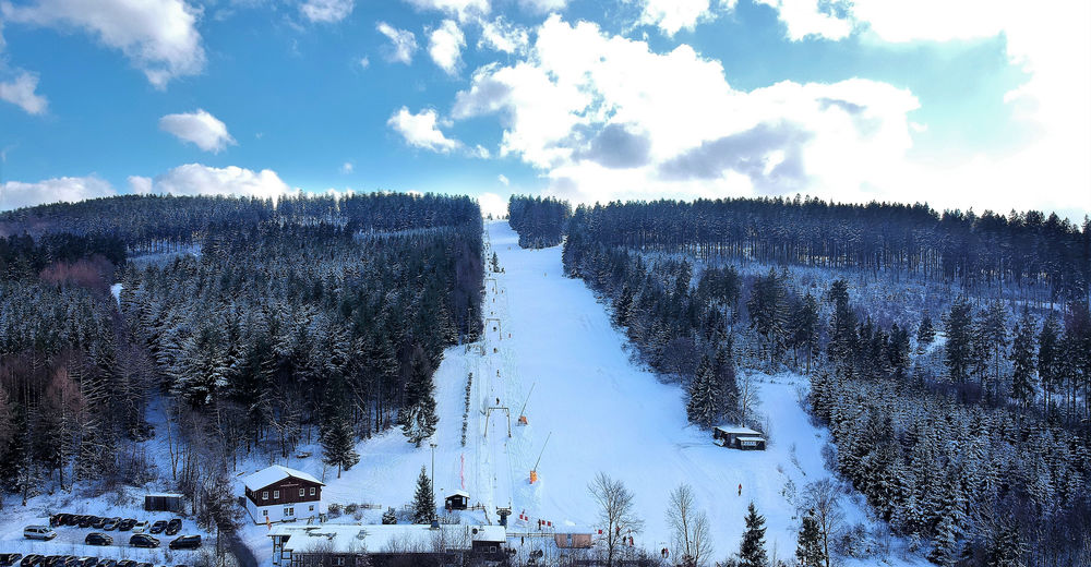 Pisteplan Skiområde Schmallenberger Höhenlift