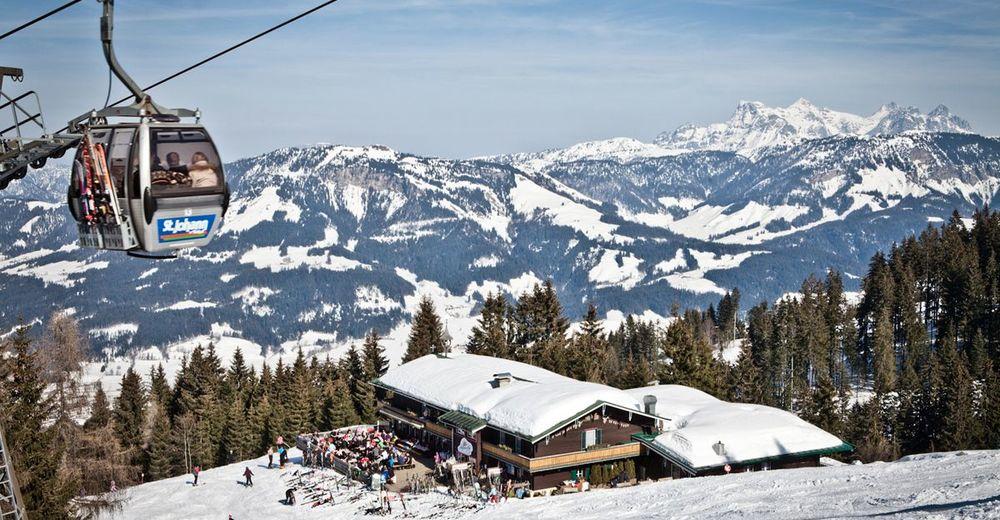 Trampolissimo: STOMP! - in den Kitzbheler Alpen