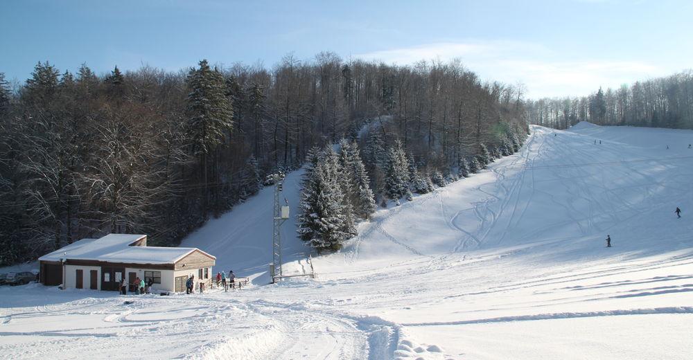 Plan skijaških staza Skijaško područje Heidenheim - Schnaitheim / Albuch