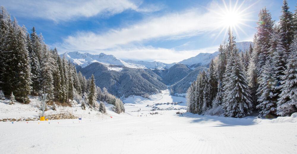 Piste map Ski resort St. Magdalena / Gsieser Tal