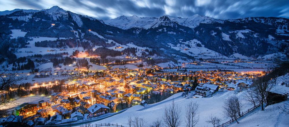 Loipenplan Bad Hofgastein - Ski amade