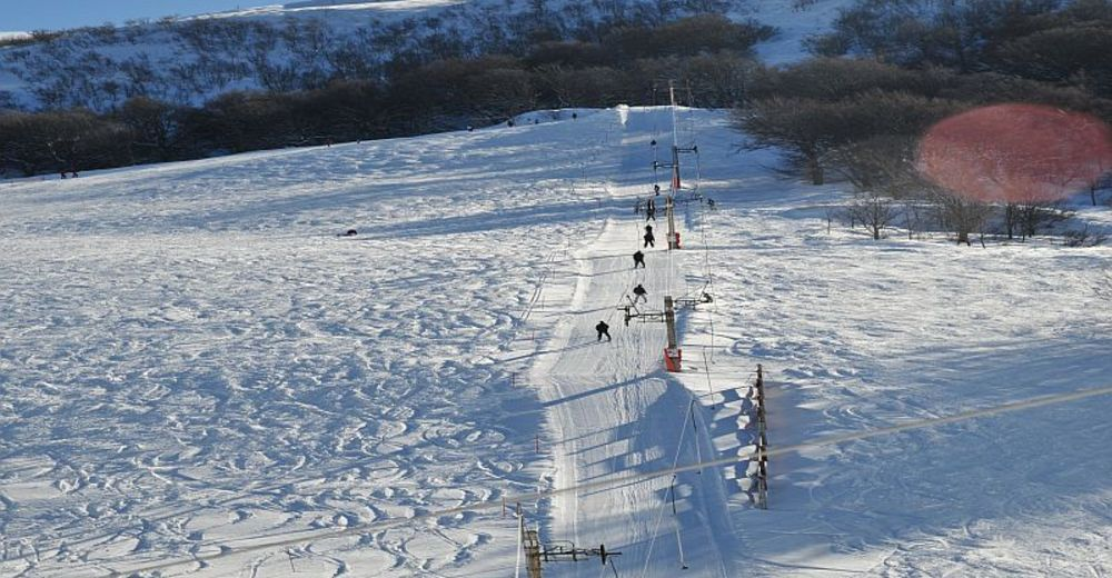 План лыжни Лыжный район Val d'Ese