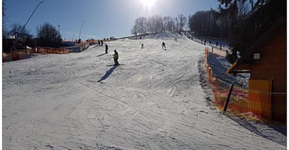 Pisteplan Skiområde Chotouň
