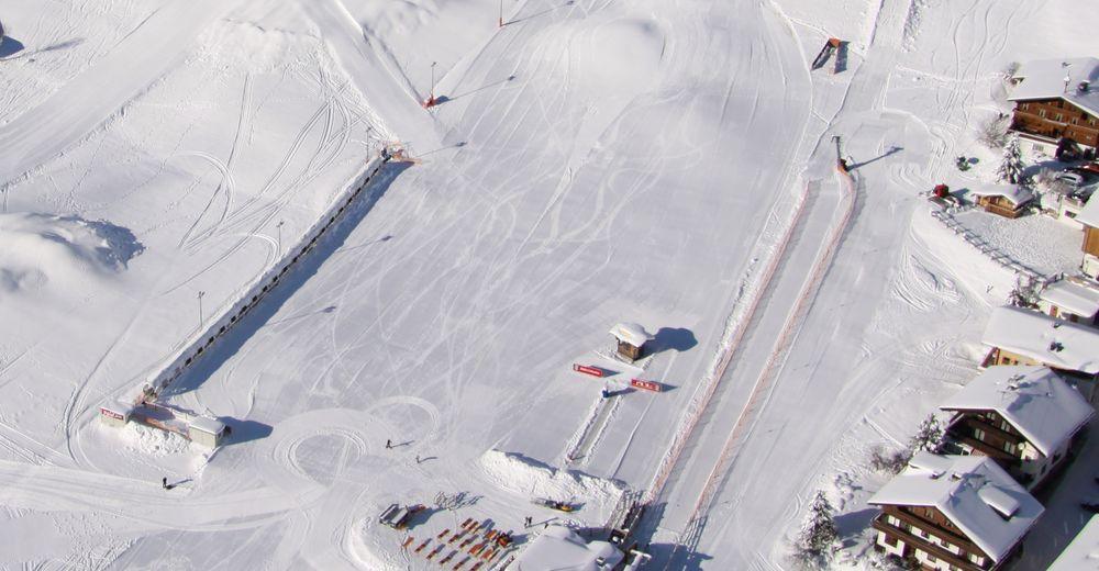 Plan skijaških staza Skijaško područje Gerlos - Haberllifte