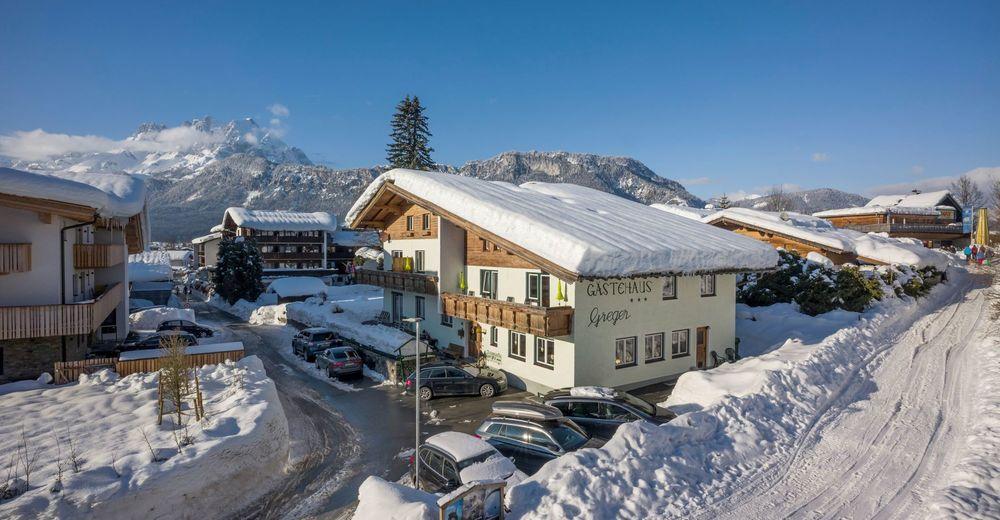 Anreise mit der Bahn - in den Kitzbheler Alpen