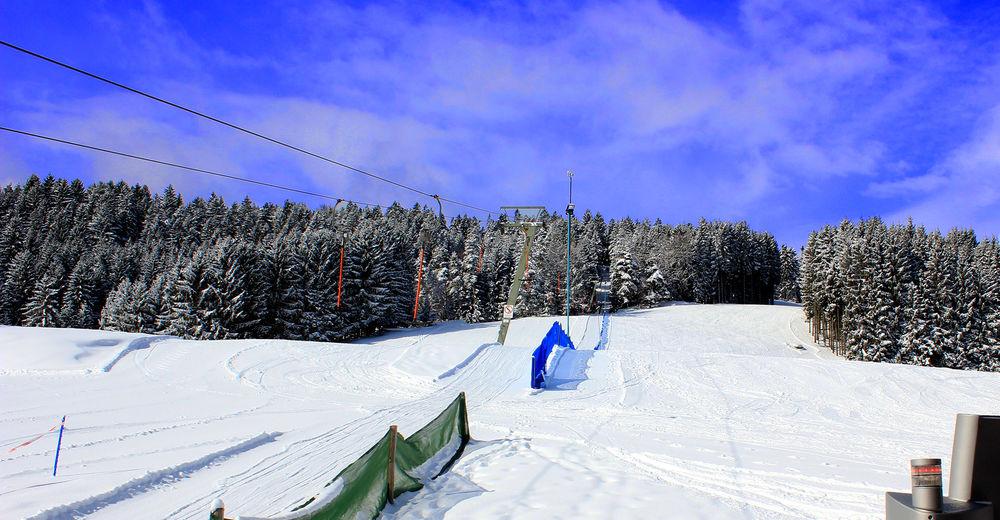 Pistplan Skidområde Stoaninger Alm