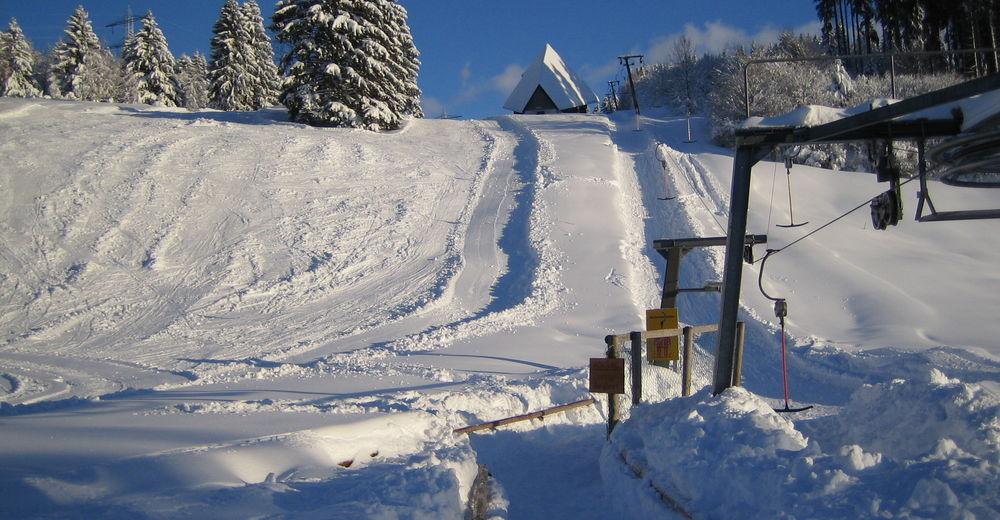 Bakkeoversikt Skiområde Grafenhausen - Brünlisbach