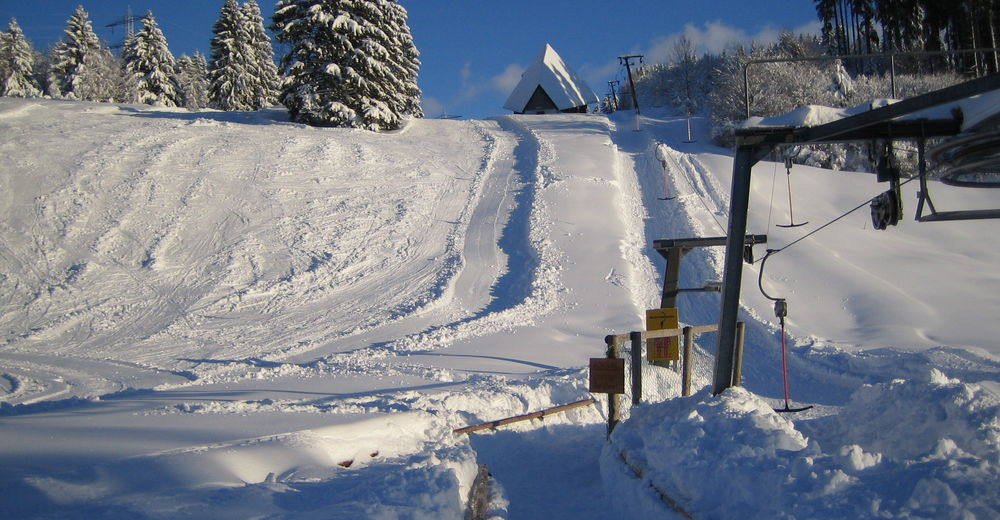 План лыжни Лыжный район Grafenhausen - Brünlisbach