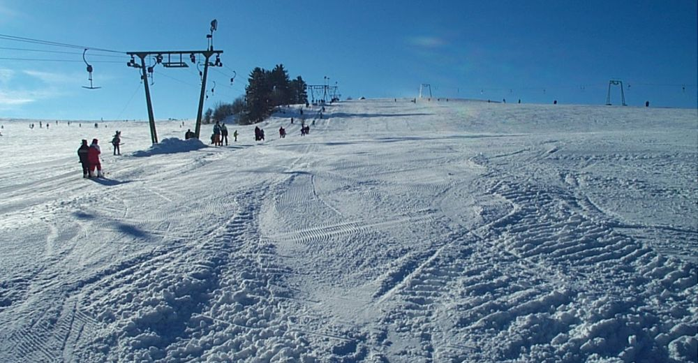 Plan de piste Station de ski Böhmenkirch - Treffelhausen
