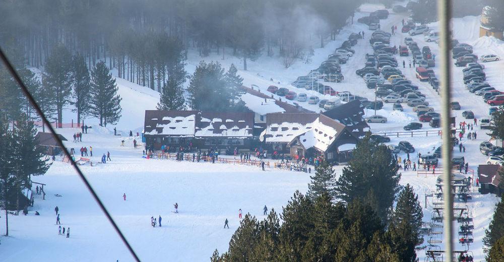 План лыжни Лыжный район Blidinje / Risovac